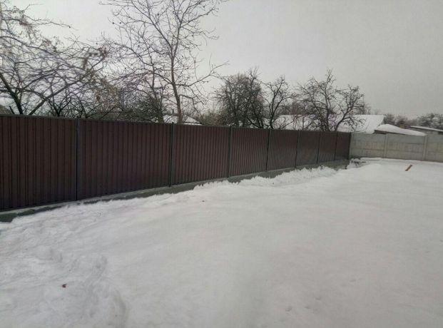 Участок 6 сот. с домом 60х годов, Салтовка, парк Победы, Краснодарская