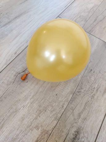 Złote balony 90 szt.