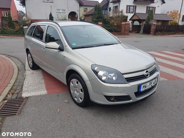 Opel Astra z Niemiec * zadbana * serwis OPEL do 03.2020roku !!!