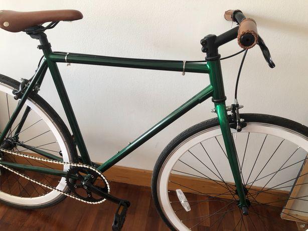 Bicicleta de estrada Megamo / Troca possível