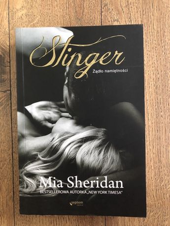 Mia Sheridan Stinger
