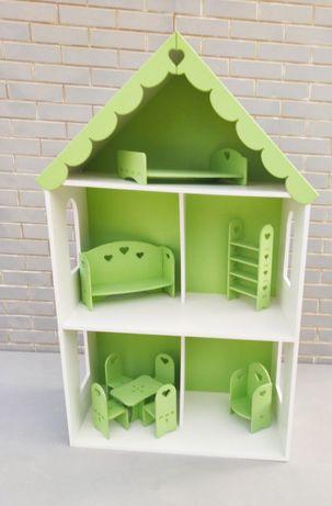 Кукольный домик МДФ/ляльковий будинок/барби