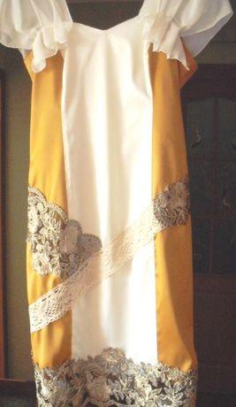 Нарядное, очень красивое платье, размер 50