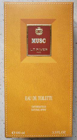 L.T. Piver MUSC perfumy francuskie męskie 100ml nowe oryginalne