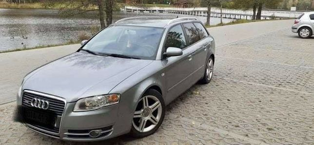 Audi a4b7 2005r silnik 2.0 140koni