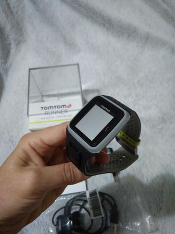 Relógio Tomtom com GPS