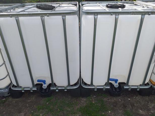 Mauzer  1000l zbiornik beczka mauzer mauser paletopojemnik