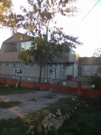 дом в селе,