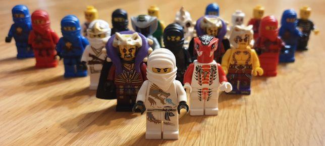 Klocki lego ninjago figurki lego minifigurki ninja dx ludziki