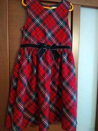 Sukienka bez rękawów H&M