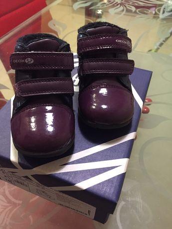 Дитячі черевики Geox