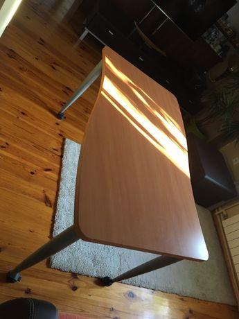 Stół biurowy, konferencyjny, biurko fala 140x80cm