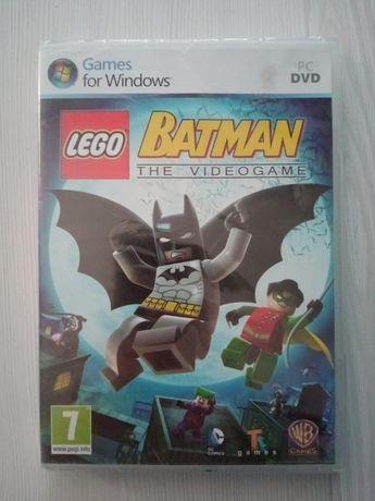 Lego Batman - Gra Komputerowa - Nowa w Folii