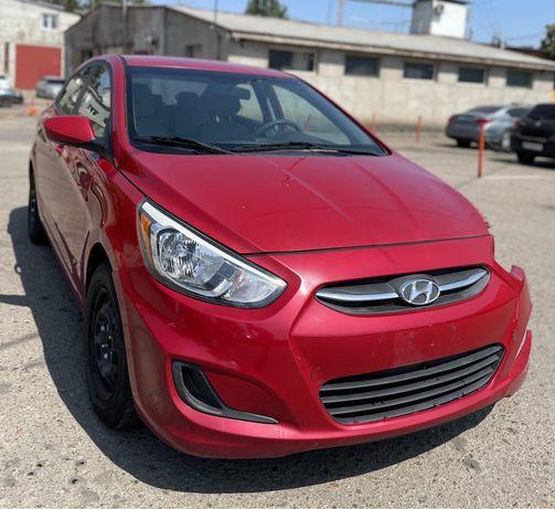 Продам Hyundai Accent 2017год