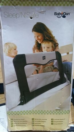Barierka ochronna łóżka Baby Dan