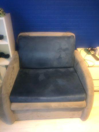 Sofa 1-osobowa, rozkładana