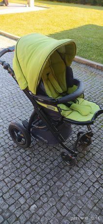 Duo Bébécar IP-OP carrinho de bebé com ovo