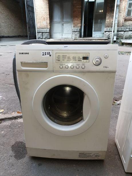 Бюджетная сттиральная машинка Indesit a-class 5 kg