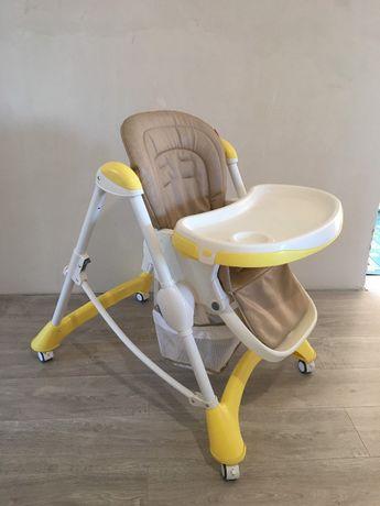Детский стульчик для кормления Carrello