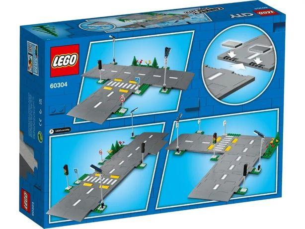 Lego дорожние плити сити.