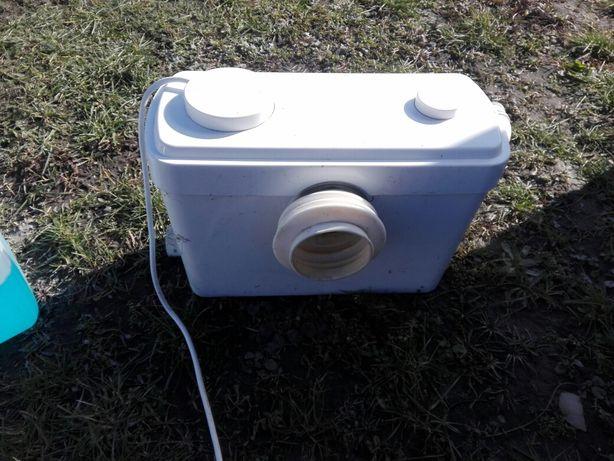Pompa sanitarna do wc rozdraabniacz