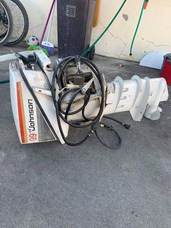 Motor de barco Johnson 9.5hp