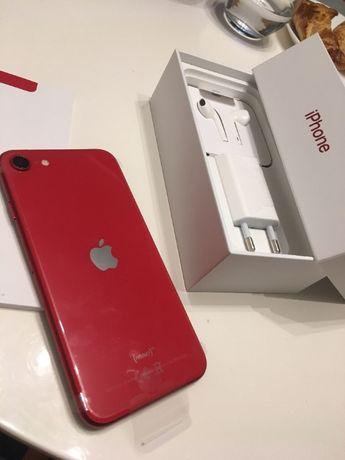 IPhone SE 128GB Czerwony NOWY
