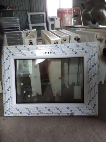 okno pcv 91x61 tania-wysyłka od ręki nowe