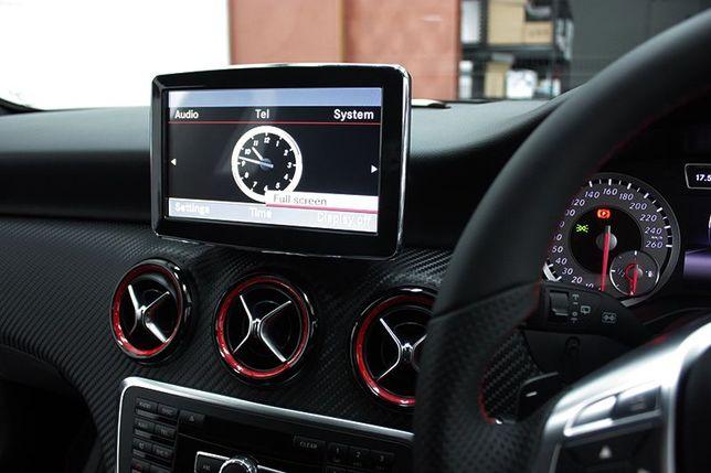 """Ecrã 8"""" Mercedes Classe A B CLA GLA"""