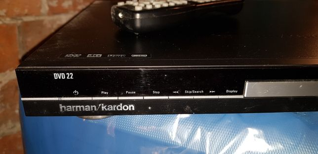 DVD Harman Kardon