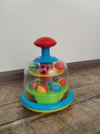 Юла с шариками для детей