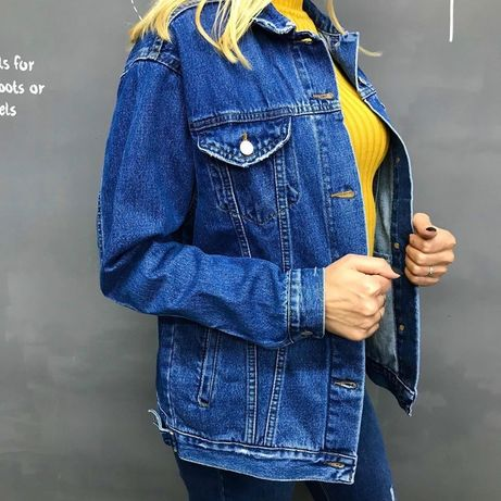 Джинсова куртка  xRay