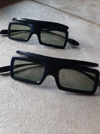 Okulary 3D Samsung aktywne