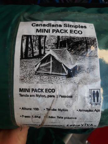 Tenda Canadiana Simples
