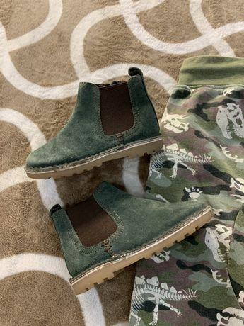 Новые ботинки, сапожки Next 7р