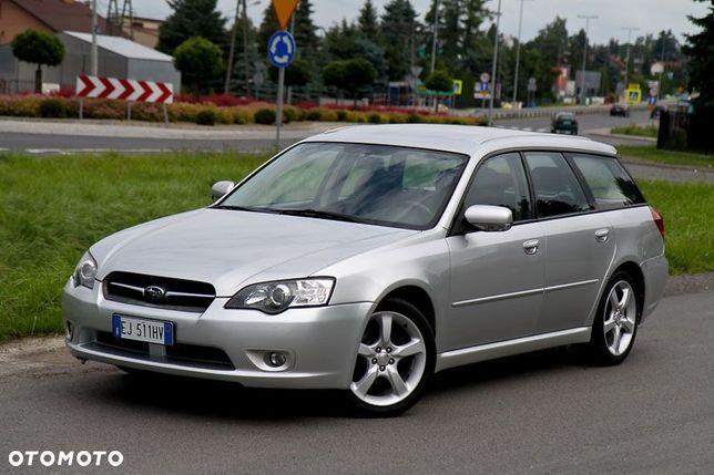 Subaru Legacy 4X4! 2.0 Benzyna 165KM! Fabryczna instalacja gazowa...