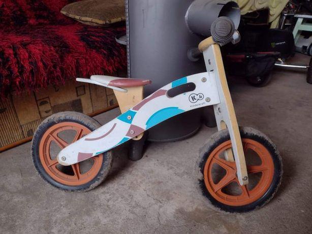 3 rowerki dziecięce