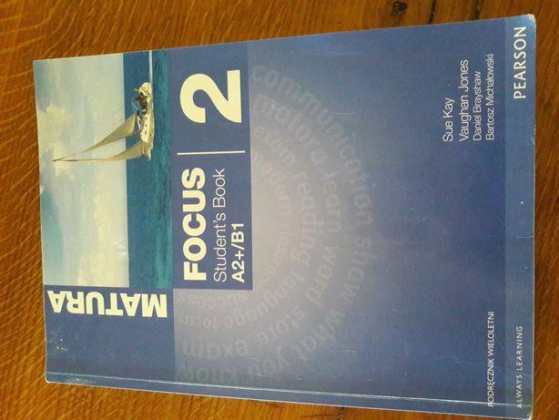 Matura Focus 2 podręcznik i ćwiczenia