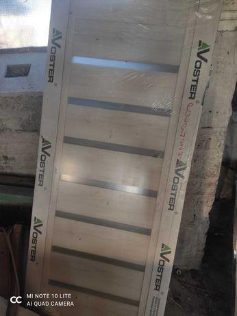 Drzwi drewniane Voster jasne