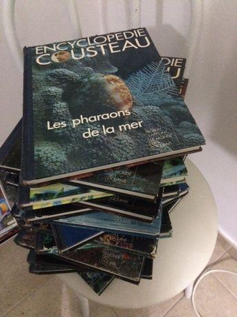 Enciclopédia Cousteau em Frances