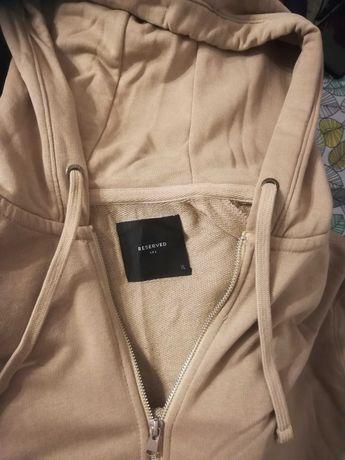 Męska bluza Reserved XL na suwak