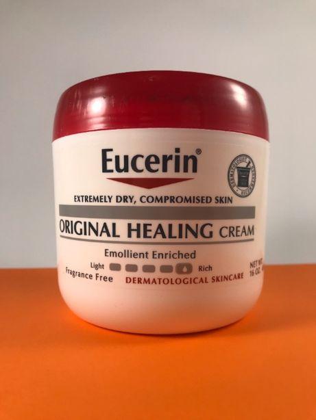 Eucerin, крем для очень сухой и поврежденной кожи