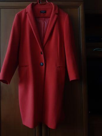 Płaszcz welniany