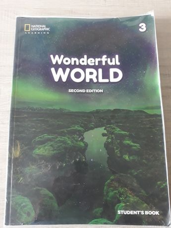 Wonderful World 3 Student's Book