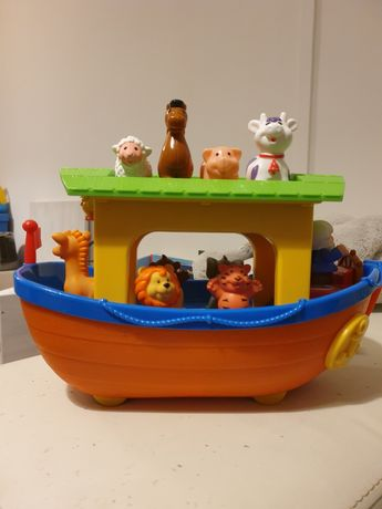 Arka Noego Dumel z wierszykami