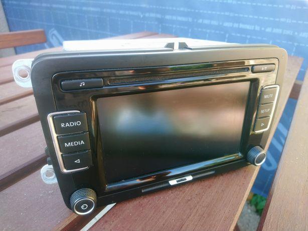 Radio VW RCD510 stan idealny