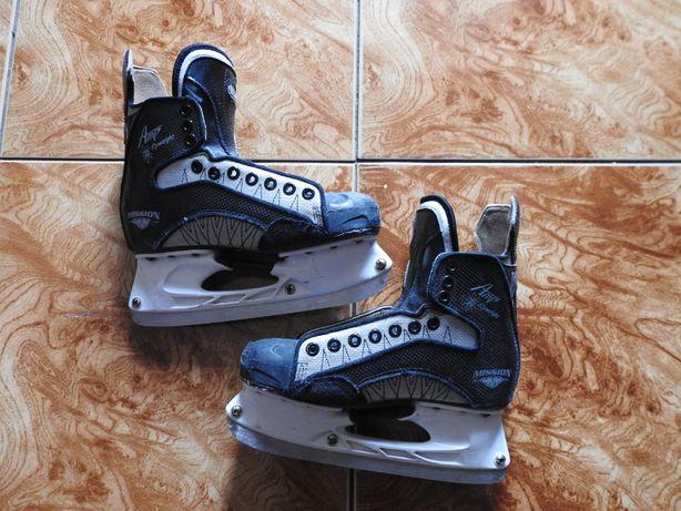 Łyżwy hokejowe Mission