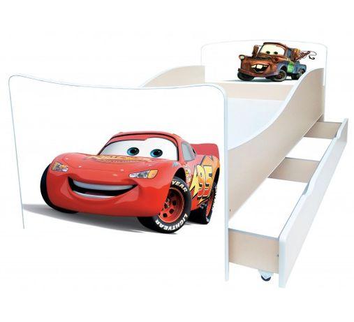 Дитяче ліжко Кіндер в наявності! Малюнок на вибір