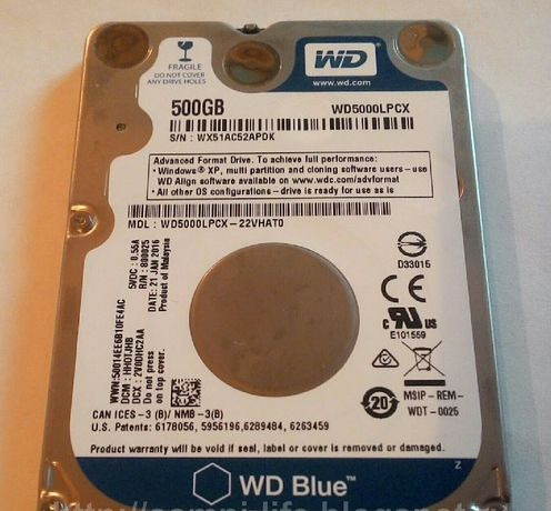 WD5000lpcx-24c6ht0