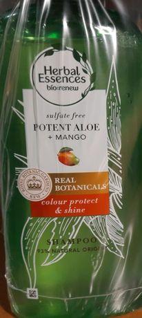 Шампунь Herbal Essences Potent Aloe + Mango Shampoo